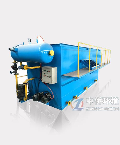 小型污水处理设备气浮机