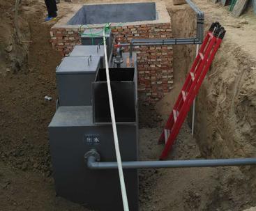 南开小型生活污水处理设备