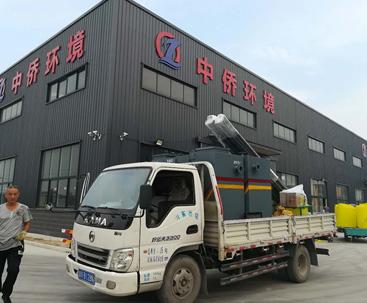 潍坊正规小型污水处理设备